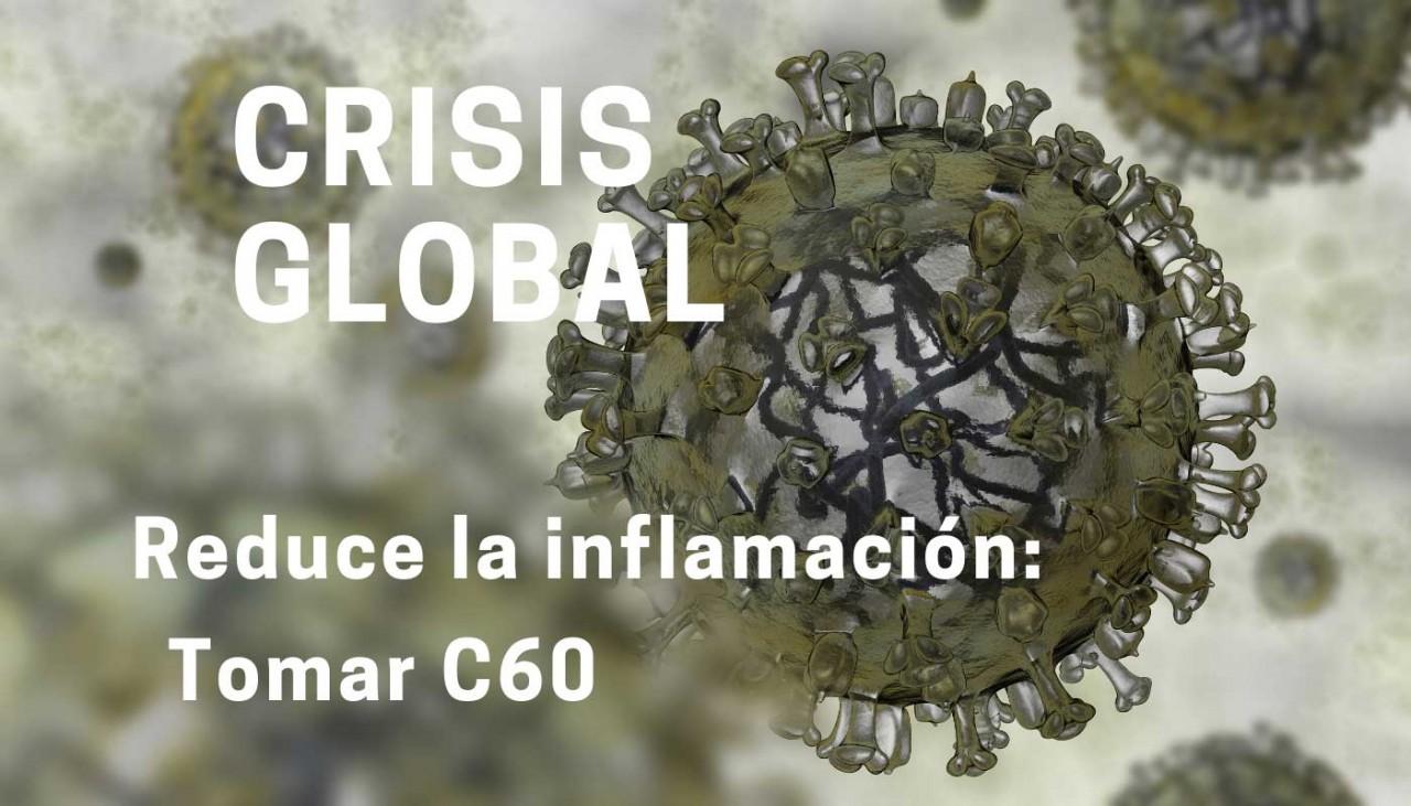 ¿Puede C60 ayudar con las infecciones por Coronavirus COVID-19?