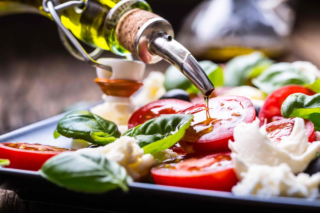 Olive oil in a Mediterranean diet protects your heart