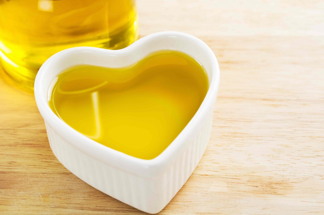 Olive oil is a healthy oil and good for your heart